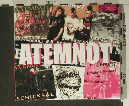 Atemnot: Same, FS-New, Nix Gut(NG68), , 2005 - 2CD - 98885 - 10,00 Euro