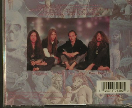 Cathedral: The Carnival Bizarre, Earache(MOSH 130CD), US, 1995 - CD - 99219 - 7,50 Euro