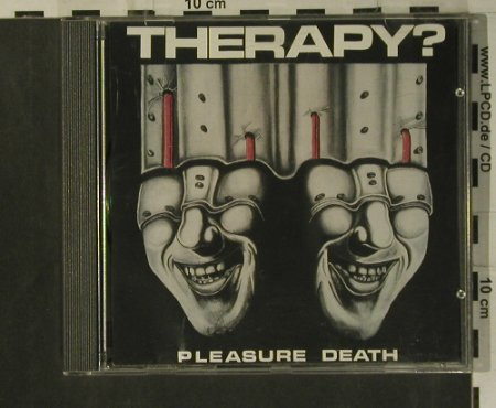 Therapy?: Pleasure Death, m-/vg+, Southern Records(18508-2), F,  - CD - 99263 - 5,00 Euro