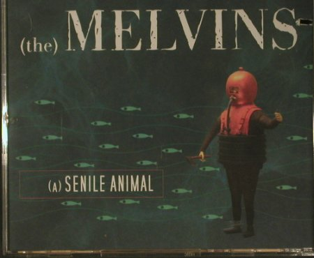 Melvins: A Senile Animal, co, ipecac Records(IPC-82), US, 2006 - CD - 99288 - 10,00 Euro