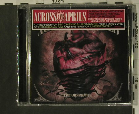 Across Five Aprils: Life Underwater, FS-New, Victory(VR412), US, 2008 - CD - 99335 - 7,50 Euro
