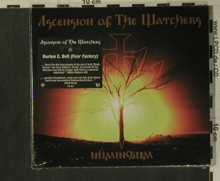 Ascension of the Watchers: Numinosum, Digi, FS-New, 13th Planet Rec(THP 007), EU, 2008 - CD - 99340 - 10,00 Euro