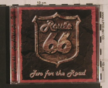 V.A.Route 66-Two for the Road: Gotthard...Wishbone Ash, FS-New, Locomotive(LM664), , 2008 - 2CD - 99638 - 7,50 Euro