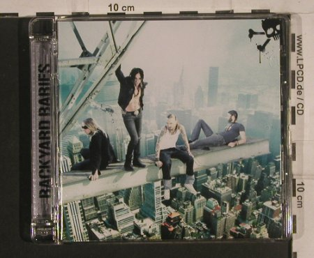 Backyard Babies: Same, Billion Dollar Baby(), EU, 2008 - CD - 99649 - 10,00 Euro