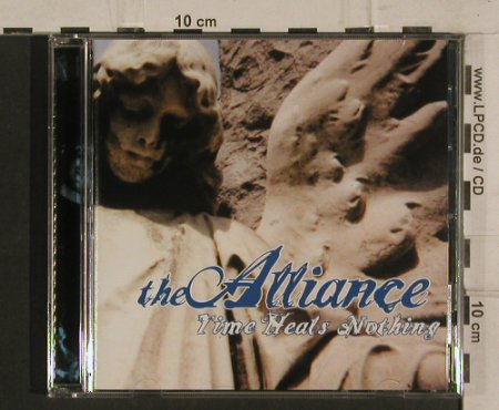 Alliance: Time Heals Nothing, Grapes of Wrath(GOW#13), D, 2004 - CD - 99826 - 7,50 Euro
