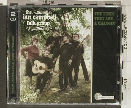 Campbell Folk Group, Ian: The Times They are a-Changin', Castle(), UK,FS-New, 2005 - 2CD - 92275 - 10,00 Euro