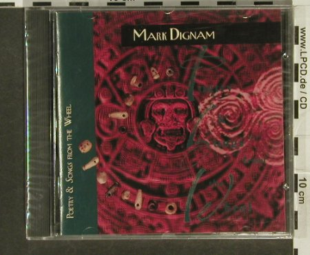 Dignam,Mark: Poetry&Songs From The Wheel,FS-New, Velo(VCD 2005), IRE, 1994 - CD - 94290 - 5,00 Euro
