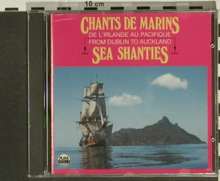 V.A.Sea Shanties(Spirit Boys): From Dublin To Auckland, Playa Sound(PS 65014), F, FS-New, 1986 - CD - 94332 - 10,00 Euro