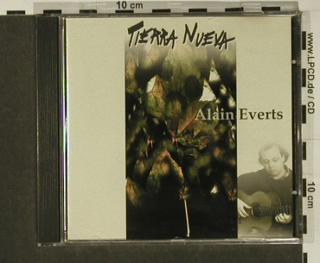 Everts,Alain: Tierra Nueva, Acoustic Music(), D, 1997 - CD - 97211 - 7,50 Euro
