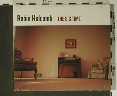 Holcomb,Robin: The Big Time, FS-New, Nonesuch(), , 2002 - CD - 98412 - 7,50 Euro