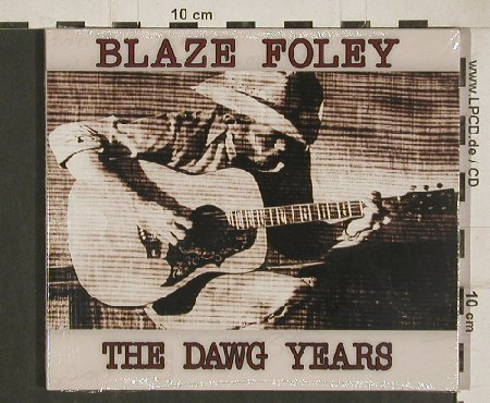 Blaze Foley: The Dawg Years, Digi, FS-New, Fat Possum(FPI 1223-2), , 2010 - CD - 80781 - 7,50 Euro