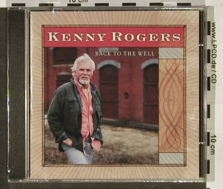 Rogers,Kenny: Back To The Well, FS-New, Dreamcatcher(), UK, 2003 - CD - 92990 - 7,50 Euro