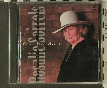 Sorrels,Rosalie: Borderline Heart, FS-New, GreenLinne(), US, 95 - CD - 94941 - 12,50 Euro