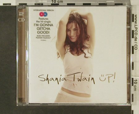 Twain,Shania: Up!, Mercury(), EU, 2002 - 2CD - 95460 - 11,50 Euro