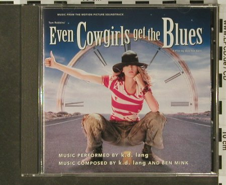 Lang,K.D.: Even Cowgirls Got The Blues, Sire(), D, 1993 - CD - 96690 - 7,50 Euro