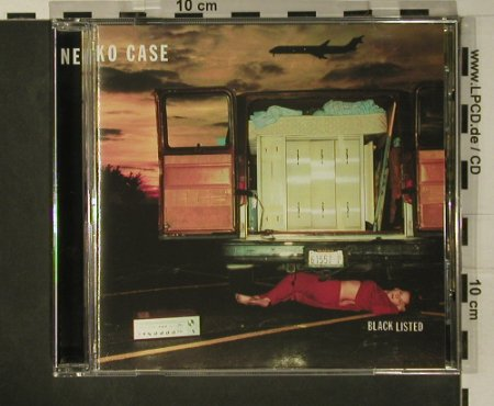 Case,Neko: Blacklisted, Matador(), EU, 2002 - CD - 97864 - 10,00 Euro