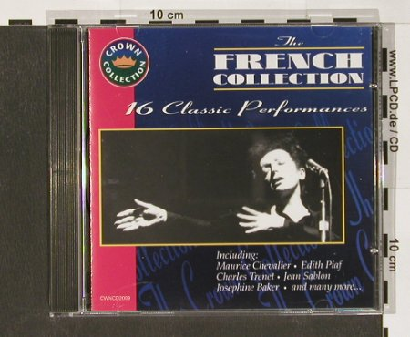 V.A.French Collection: 16 Tr., Javelin(), 95, 95 - CD - 67035 - 5,00 Euro