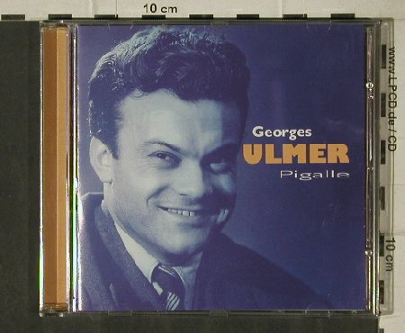 Ulmer,Georges: Pigalle, 20 Tr., Intense/Tim(221282-205), D, 2003 - CD - 81357 - 5,00 Euro