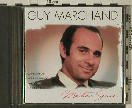 Marchand,Guy: Master Serie, Podis/Polygram(835 345-2), , 1988 - CD - 81358 - 5,00 Euro