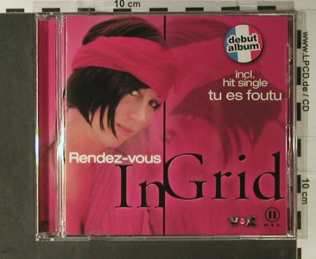In-Grid: Rendez-Vous, ZYX(20646-2), D, 2003 - CD - 98288 - 7,50 Euro