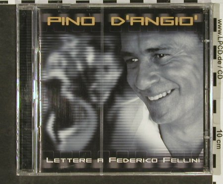 D'Angio,Pino: Lettere A Frederico Fellini, FS-New, Follow Up(167.0017.023), EU, 2003 - 2CD - 92935 - 6,00 Euro