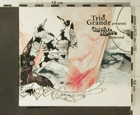 Trio Grande: Presents Quadro Nuevo Remixed, Digi, Fine Music(FM 122-2), D, co, 2006 - CD - 54107 - 5,00 Euro