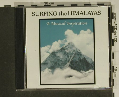 Surfing The Himalaya: A Musical Inspiration, Miramar(), US, 96 - CD - 63311 - 5,00 Euro