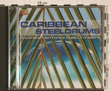 Southside Harmonics Steel Orchestra: Caribbean Steeldrums, ARC Music(EUCD 1987), A, 2006 - CD - 81979 - 5,00 Euro