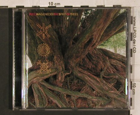 Hageneder,Fred: The Spirit of Trees, (), , 2001 - CD - 83713 - 7,50 Euro