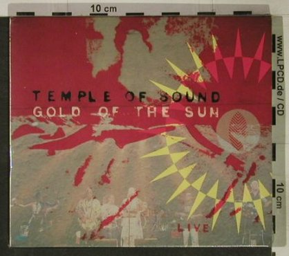 Temple of Sound: Gold of the Sun - Live, FS-New, Diesel Motor Rec(), UK, 2004 - 2CD - 92591 - 11,50 Euro