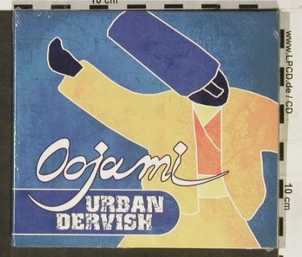 Oojami: Urban Dervish, Digi, FS-New, Hubble Bubble(), EU, 2004 - CD - 93028 - 9,00 Euro