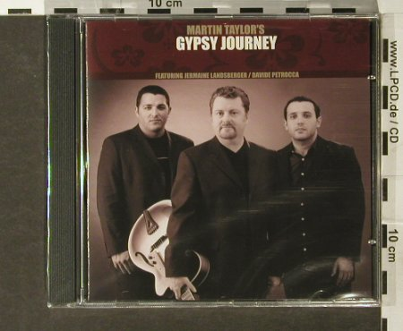 Taylor,Martin: Gypsy Journey, P3 Music(), UK, 2003 - CD - 93795 - 10,00 Euro