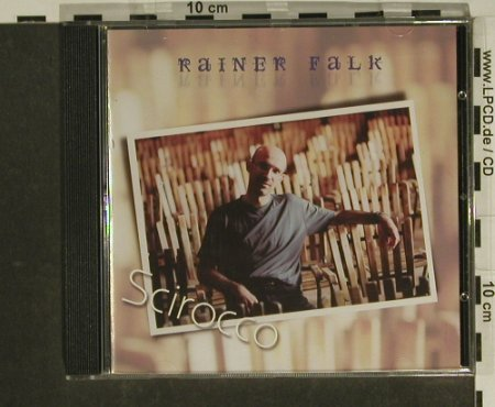 Falk,Reiner: Scirocco, Acoustic Music(), D, 2002 - CD - 97463 - 7,50 Euro