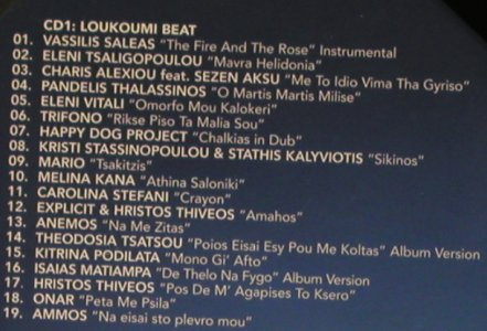 V.A.Made in Greece 2: The World of Greek Grooves, Digi, Lola's World(), ,FS-New,  - 2CD - 97690 - 10,00 Euro