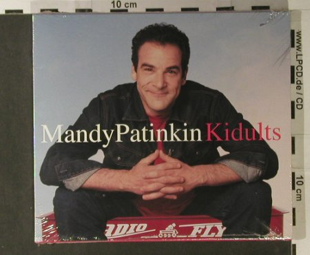 Patinkin,Mandy: Kidults, FS-New, co, Nonesuch(), , 1998 - CD - 98102 - 10,00 Euro