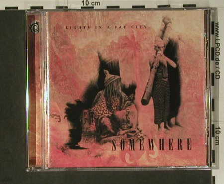 Lights In A Fat City: Somewhere, Intuit.(CTR 8005 2), F, 1996 - CD - 98523 - 10,00 Euro