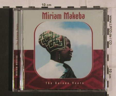 Makeba,Miriam: The Guinea Years'75, FS-New, Stern's Africa Classics(STcd3017), D, 2001 - CD - 99784 - 10,00 Euro