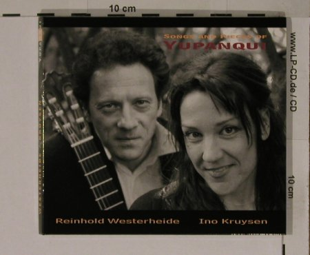 Westerheide,Reinhold/ Ino Kruysen: Yupanqui,Songs and Pieces of, Digi, Laika(), D, 03 - CD - 65091 - 7,50 Euro