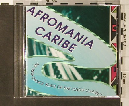 V.A.Afromania Caribe: New Dance Beats from South Caribe, Tropical(68.937), D, 1989 - CD - 66886 - 7,50 Euro