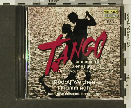 Werthen,Rudolf / I Fiamminghi: La Elegia de quienes ya no son, Telarc(), US, 1999 - CD - 69232 - 10,00 Euro