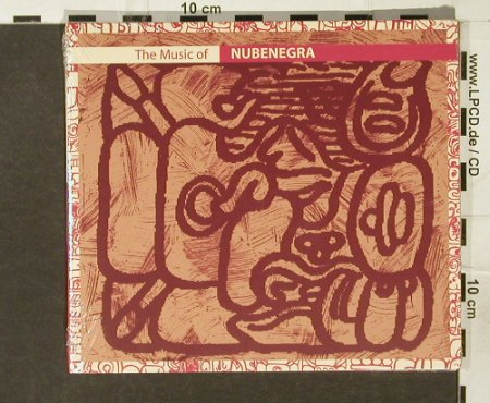 V.A.Nubenegra: The Music of, 20Tr.Digi, FS-New, Intuition(), EEC, 1998 - CD - 94259 - 12,50 Euro