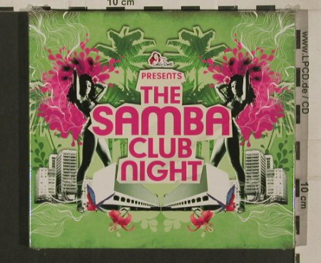 V.A.The Samba Club Night: compiled by DJ Ralph v.Richthoven, Lola's World(), EU,FS-New, 2009 - 2CD - 99998 - 10,00 Euro