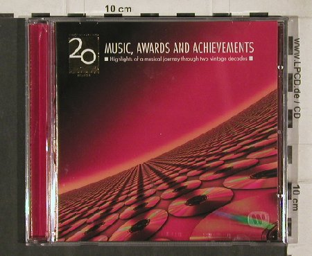 V.A.Music, Awards & Achievements: 1979-1999, 23 Tr.,LimEd.1000, Finlandia(PRO1738), , 1999 - CD - 90718 - 10,00 Euro