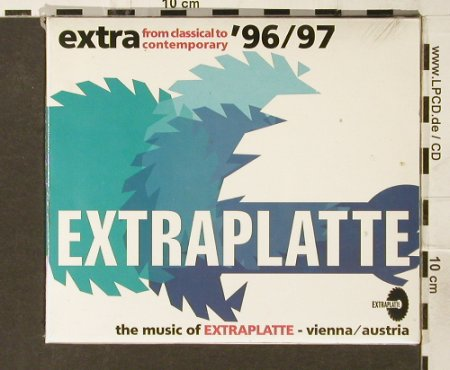 V.A.Extra 1996-97: From Classical to Contemporary,Digi, Extraplatte(EX-316 167-2), , FS.New,  - CD - 94080 - 7,50 Euro