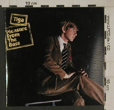 Tiga: Pleasure from the Bass*2, Digi, Different(), , 2004 - CD5inch - 80521 - 2,00 Euro