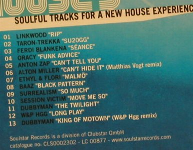 V.A.Addicted to House Vol. 9: Harley & Muscle pres., FS-New, Soulstar(CLS0002302), EU, 2005 - CD - 80816 - 10,00 Euro