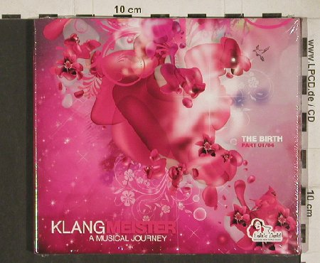 V.A.Klangmeister: The Love Part 01/04, Digi, FS-New, Lola's World(CLS0002322), , 2011 - CD - 80969 - 7,50 Euro
