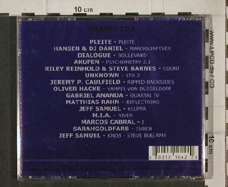 V.A.Triple R: Selection 2, in the mix, FS-New, Trapez(cd2), , 2004 - CD - 81202 - 12,50 Euro