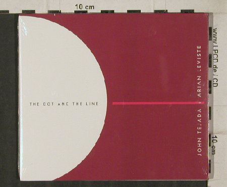 Tejada,John / Arian Leviste: The Dot and the Line,Digi, Mood in Groovin'(MG CD-3), FS-New, 02 - CD - 81246 - 10,00 Euro