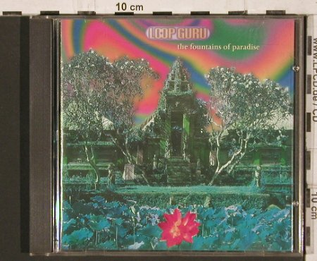 Loop Guru: The Fountains of Paradise, Abstract(600CD), UK, 1999 - CD - 81968 - 7,50 Euro